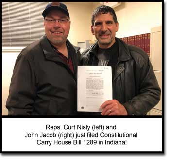 Reps Curt Nisly and John Jacob